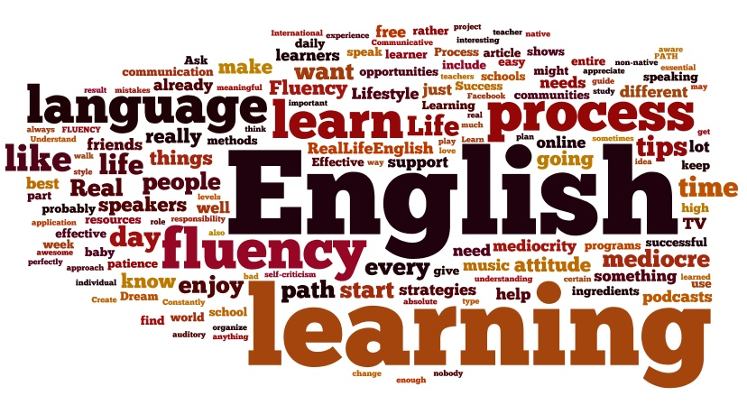 learn english words: