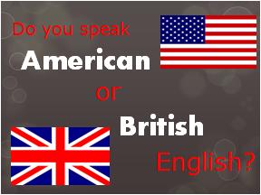 American vs British