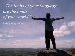 the limits of your language