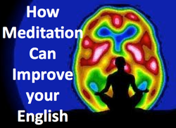 How Meditation Can Improve Your English