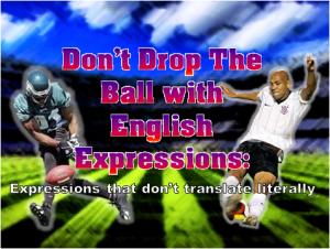 drop the ball image