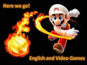 English and Video Games RLE