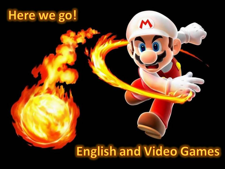 How to Learn English with Video Games – RealLife English