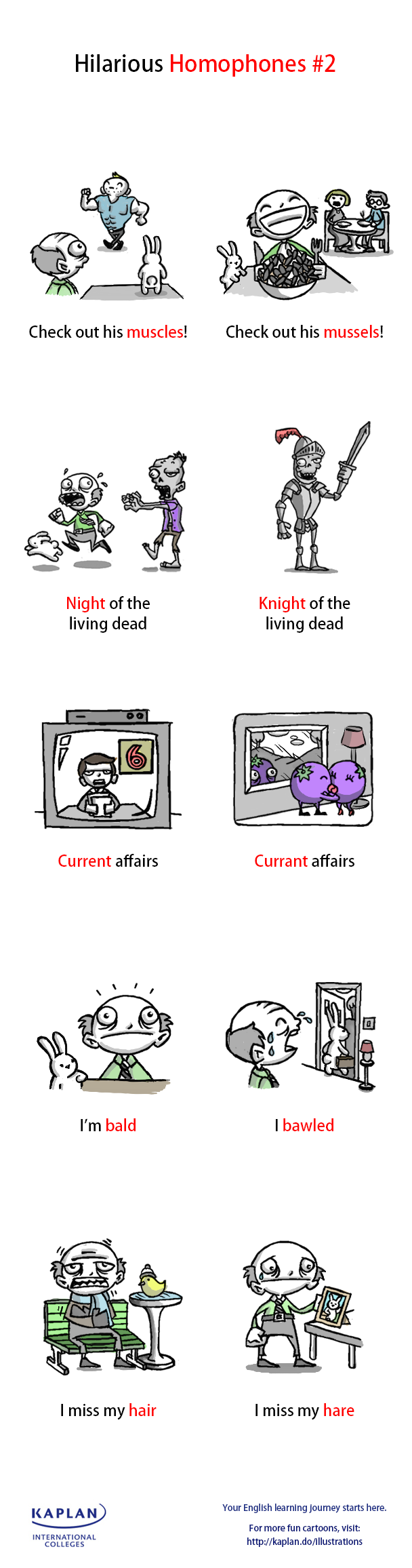 homophones Kaplan