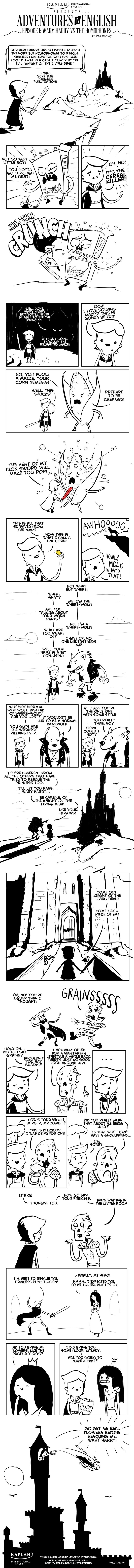kaplan comic