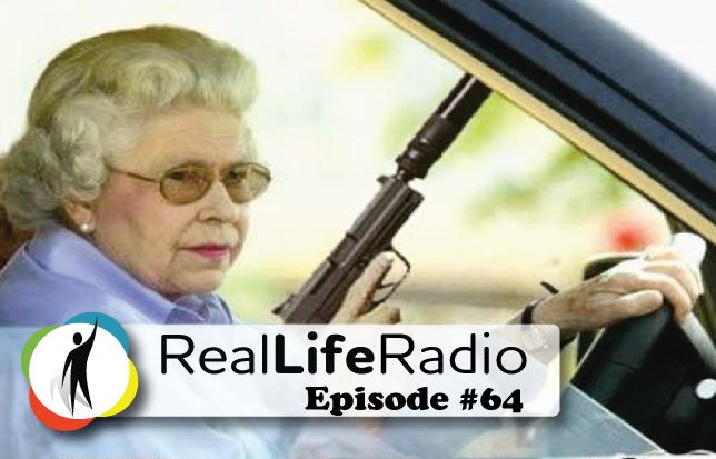 RealLife Radio #64 – How to Express Anger (Pet Peeves, Road Rage and Rednecks) – RealLife English