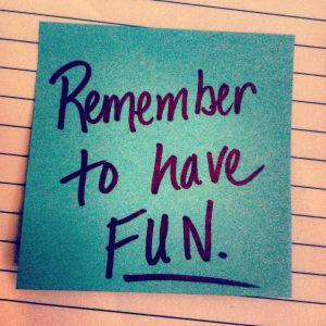 have fun english