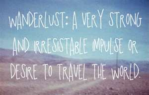 what is wanderlust
