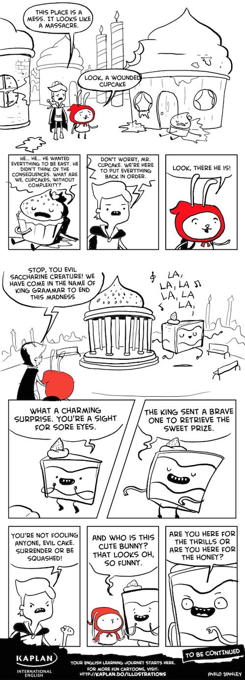 Adventure Comic
