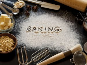 baking vocabulary english