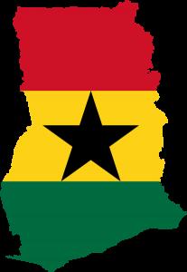 Ghana-flag-map-207x300