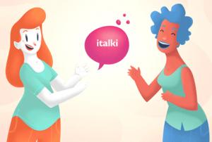 speak italki
