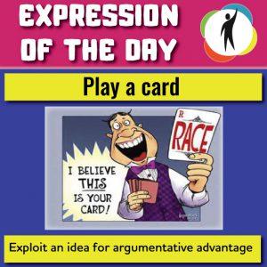 play-card