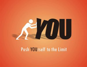push yourself to the limit