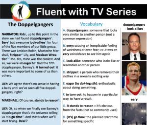 dopplegangers-lesson