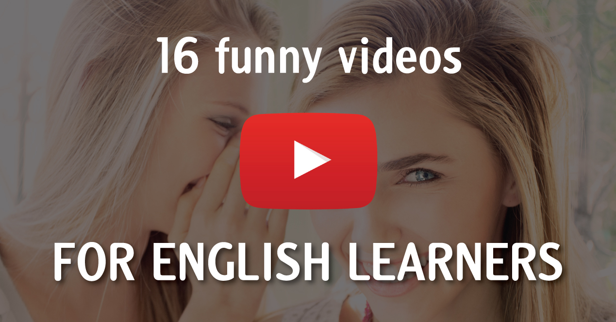Image of: Funny Pranks The 21 Funniest Youtube Videos For English Learners Teachers Reallife English Reallife English The 21 Funniest Youtube Videos For English Learners Teachers