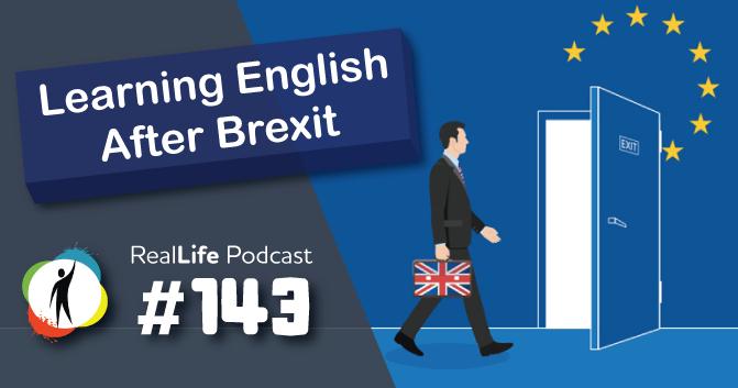 ESL, English, Brexit