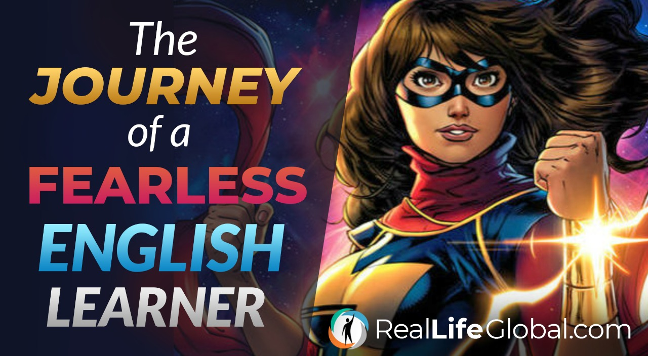 Journey Fearless English Speaker